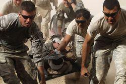 В Афганистане взрыв мины унес жизни 9 военнослужащих