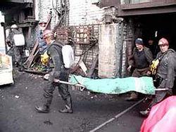 Из-за обрушения на шахте трагически погиб горняк
