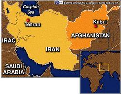 Иран и Афганистан