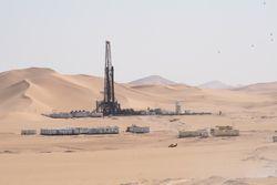В Таджикистане начата разведка нефтяного месторождения
