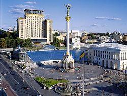 Движение в центре Киева будет ограничено 26 апреля