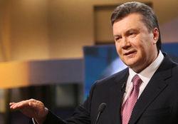 Янукович хочет для Украины ежегодно 150 миллионов долларов от транзита нефти