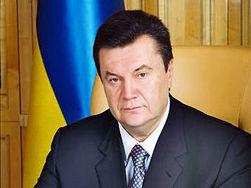 Янукович: слияние «Газпрома» и «Нафтогаза» невозможно