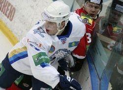 Роман Савченко – лучший защитник первого дивизиона чемпионата по хоккею