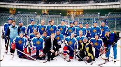 Сборная Казахстана по хоккею будет играть в топ-дивизионе чемпионата мира