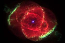 Телескоп «Хаббл» зафиксировал гибель Солнца