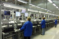 В Грузии открылся завод по производству компьютеров