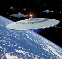Полтаву атакуют НЛО