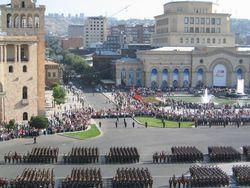 Во сколько обойдется госбюджету Армении празднование Дня Независимости?