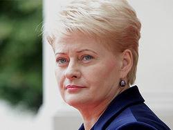 Чем любит заниматься на досуге Президент Литвы?
