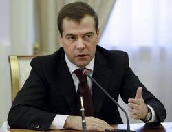Медведев внес кадровые изменения в командующие ряды МВД