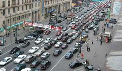 Какова ситуация во вторник на московских дорогах?