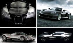 Инвесторам: какие самые дорогие автомобили в мире?