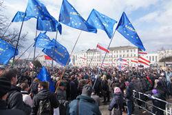 Как беларусы отметили  День Воли?