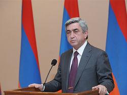 За что поблагодарил диаспору президент Армении?