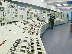 На АЭС в Запорожье, отключен 4-й энергоблок