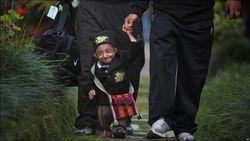 72-летний непалец стал самым низкорослым человеком на планете
