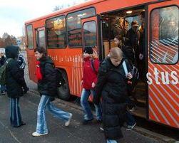 Жители Таллина будут ездить на транспорте бесплатно