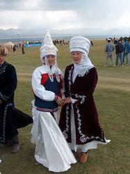 Кыргызские чиновники будут ходить на работу в национальных одеждах