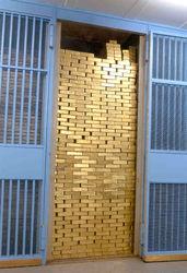 Фондовые биржи фиксируют рост цен на золото