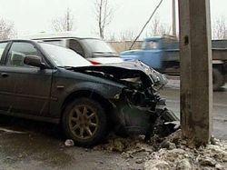 В Москве полицейский погиб в ДТП