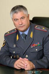 Начальник ГУ МВД генерал-лейтенант Владимир Колокольцев