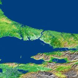 В Турции построят новый канал, соединяющий Черное и Мраморное море