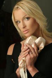 Как Анастасия Волочкова травмировала ногу?