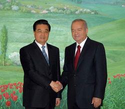 Какие соглашения подписали Узбекистан и Китай?