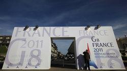 Что обсуждали на саммите G8?