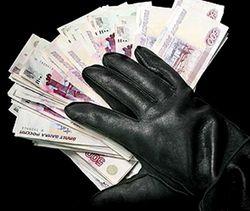 хищение денег