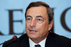 Марио Драги получил назначение на пост председателя ЕЦБ