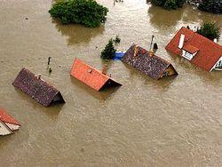 МЧС Украины прогнозирует крупномасштабное наводнение