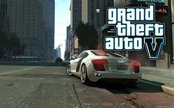 Слухи: в GTA V можно будет угонять самолеты