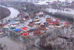 Сообщения о наводнении вызвали панику в Казахстане