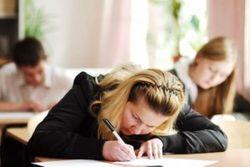 В Украине школьники прошли пробное ВНО