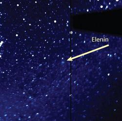 Чем грозила Земле комета Еленина?