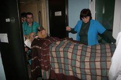 Оксане Макар проведена очередная операция