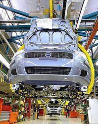 Fiat и Сбербанк построят завод в Санкт-Петербурге