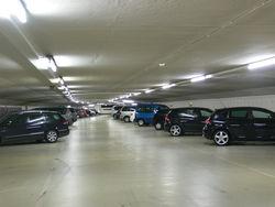 Строительство новых паркингов в Киеве готовы отдать инвесторам