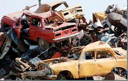 Программу утилизацию автомобилей могут продлить в этом году