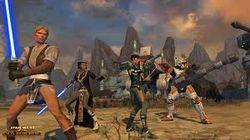 Star Wars: The Old Republic 1.2 - игра продолжается