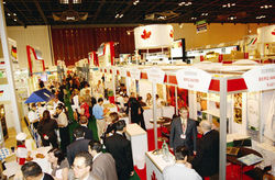 Армения впервые участвует в международной выставке по продовольствию и гостеприимству