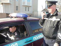 Московский полицейский случайно ранил своего коллегу