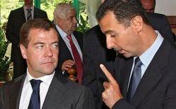 Какая позиция России в отношении Сирии?