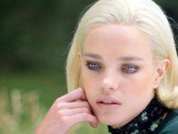 Наташа Водянова стала блондинкой