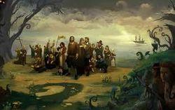 Новая игра в жанре MMORPG – Salem