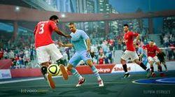 FIFA Street покоряет британский чарт видеоигр