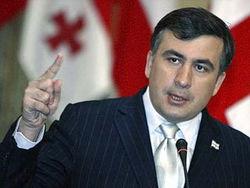 Чему посвящен визит М. Саакашвили в Польшу?