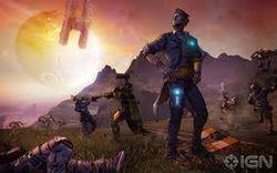 Borderlands 2: класс Коммандо  заменит Солдат